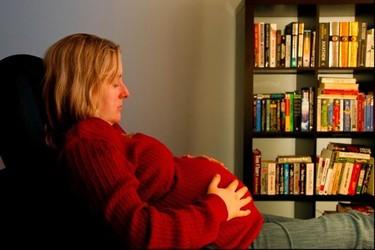 ¡Qué estrés! Relajación en casa durante el embarazo