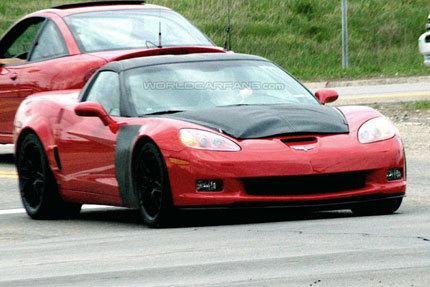 El Chevrolet Corvette SS casi en la fase final de desarrollo
