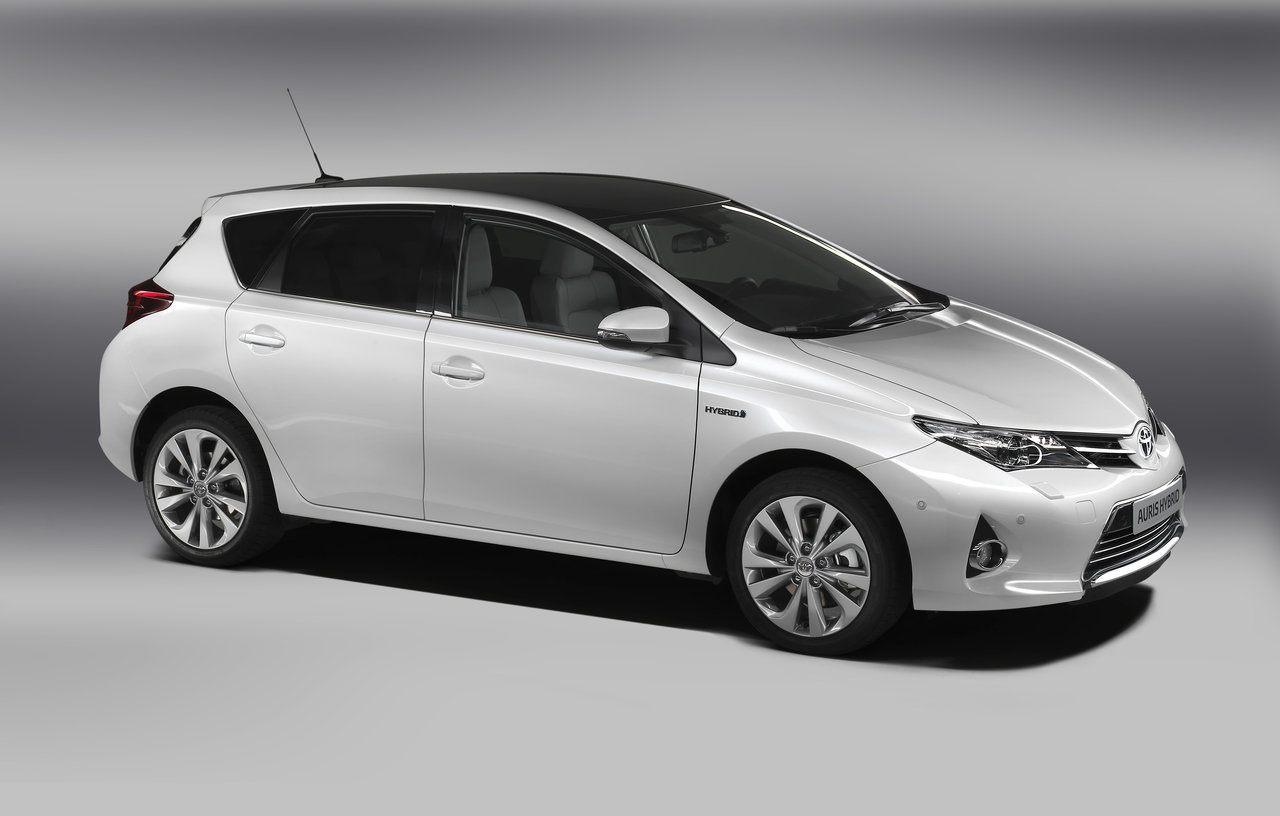 Foto de Toyota Auris Híbrido 2013 (3/8)