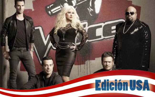 edicion usa the voice