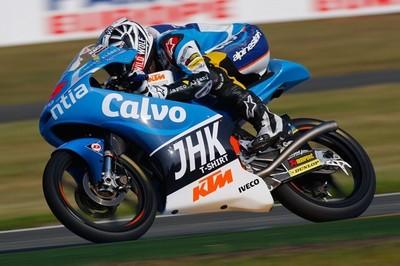 Viñales a la cabeza de los test de Moto3 en Mugello