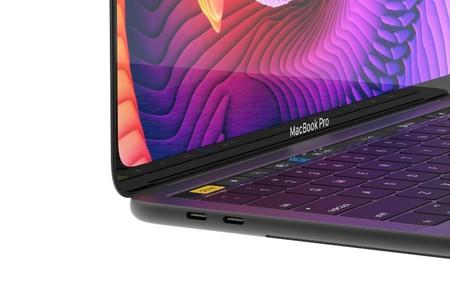 Concepto MacBook Pro 16 pulgadas