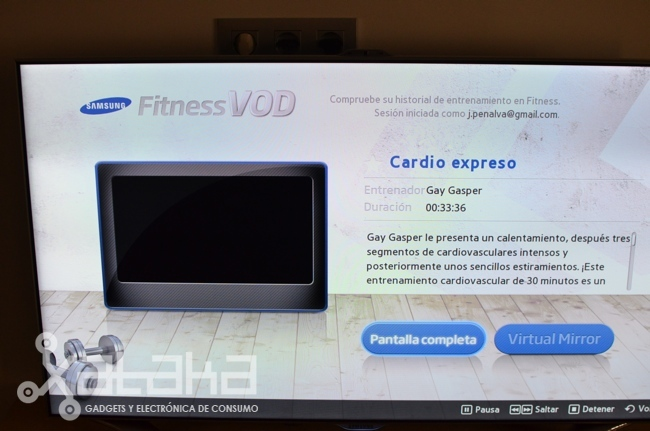 Foto de Smart TV apps exclusivas (14/21)