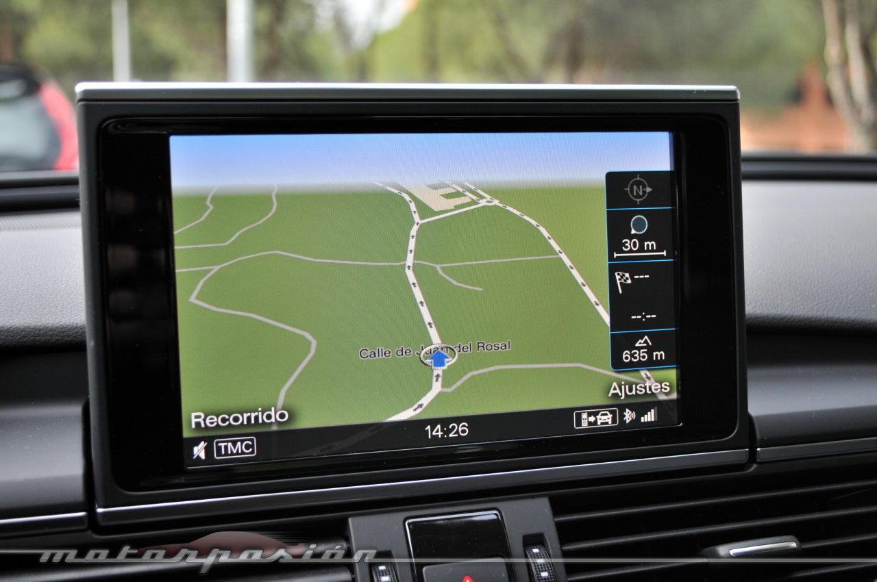 Foto de Audi A6 hybrid (prueba) (9/120)
