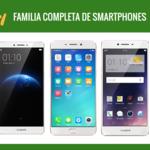 Oppo R9s y Oppo R9s Plus, así quedan dentro del catálogo completo de móviles Oppo