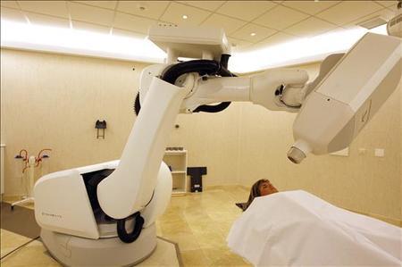 [Vídeo] El funcionamiento de la radiocirugía robótica