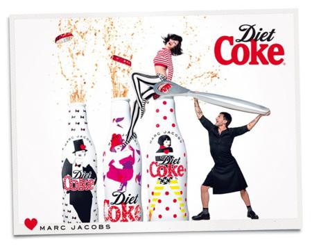 ¡Razzie para Marc Jacobs! Nominado por su nuevo anuncio para Coca-Cola Light