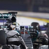 ¿Por qué no corrían los Mercedes en Singapur?