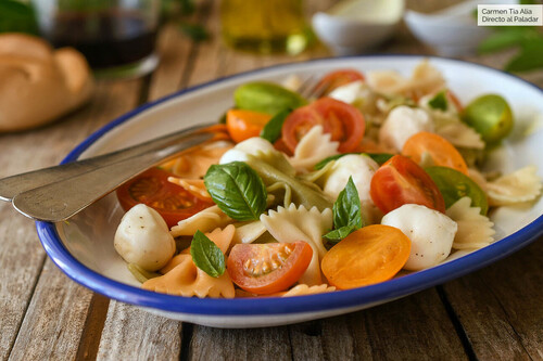 19 ensaladas de pasta frescas, ligeras y perfectas para perder peso en verano