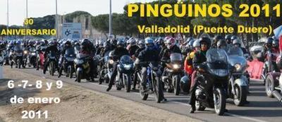 Ya hay fechas para la XXXª de Pingüinos: del 6 al 9 de enero de 2011