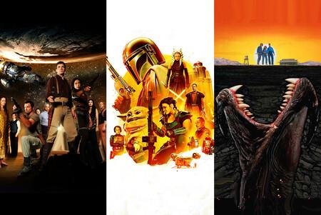 'The Mandalorian': 13 películas y series para recuperar si te ha gustado la segunda temporada del éxito de Disney+