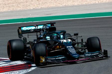 Stroll Portugal F1 2021