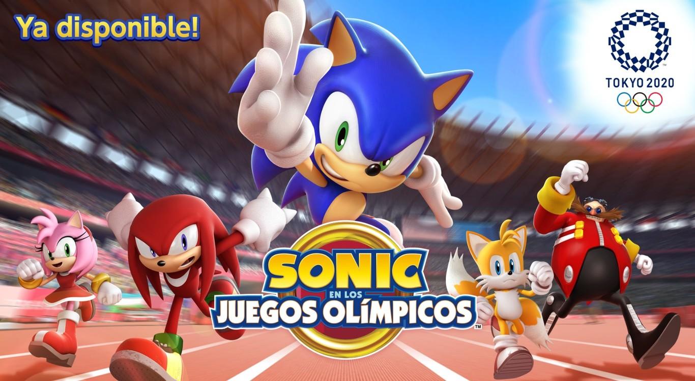 Sonic En Los Juegos Olímpicos De Tokio 2020 Las Olimpiadas De Bolsillo De Sega Se Viven En Clave De Minijuegos