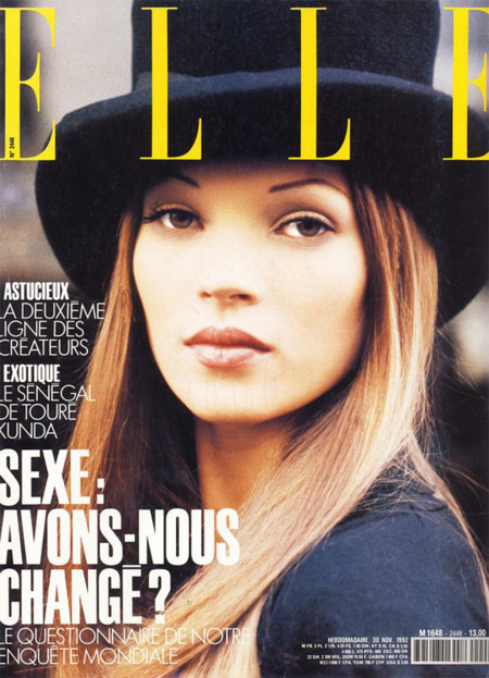 Elle, noviembre de 1992