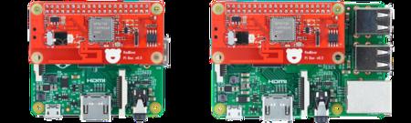 Compatibilidad con las otras Raspberry Pi