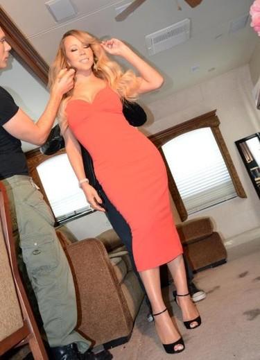 Mariah Carey está lo siguiente a espectacular en el vídeo de 'Beautiful'