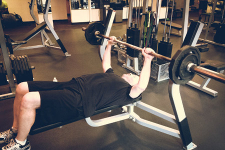 Si has comenzado el gimnasio, tómalo con calma