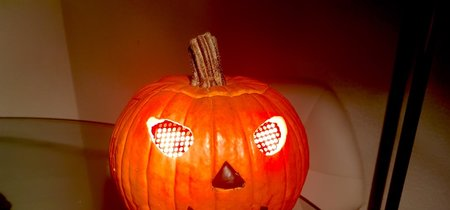 Así podrás crear una horripilante y divertida calabaza de Halloween con Arduino
