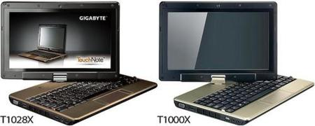 Gigabyte T1000, netbook con procesador Intel Atom N470