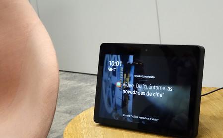 """Amazon Echo Show: el nuevo altavoz inteligente llega con Alexa, pantalla HD de 10"""" y un sonido al menos a la altura del Echo Plus"""