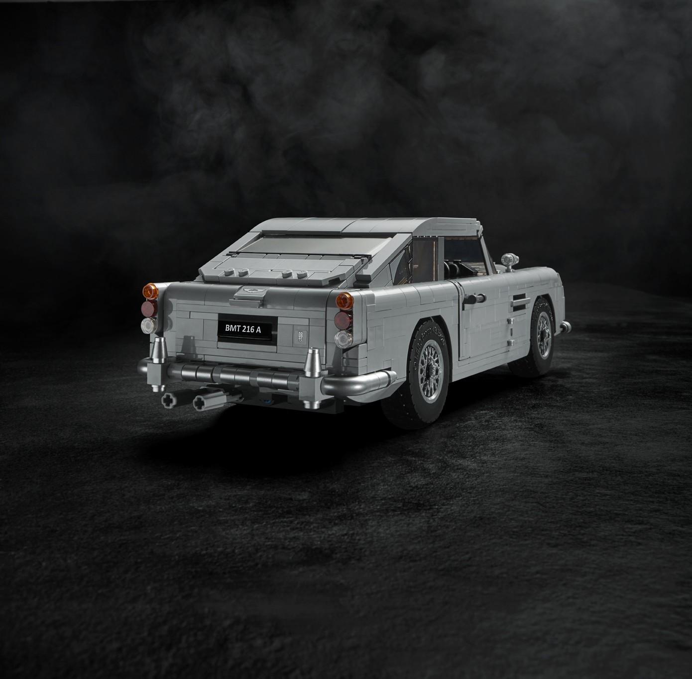 Foto de Aston Martin DB5 007 de LEGO (33/39)
