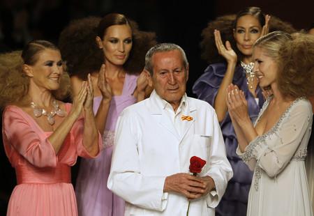 El diseñador de moda cordobés Elio Berhanyer fallece a los 89 años