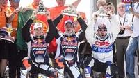 Cyril Despres no continuará con KTM