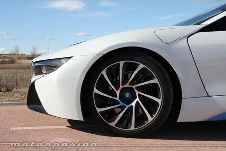 BMW i8 Prueba 17