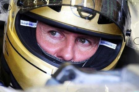 Michael Schumacher cambia de ingeniero de pista para lo que queda de temporada