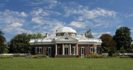 Thomas Jefferson S Monticello