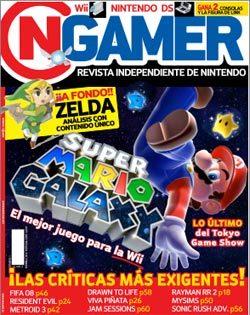Llega NGamer, una nueva revista para nintenderos.