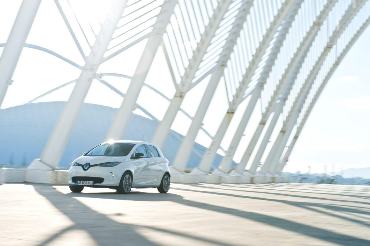 Foto de Renault ZOE (59/151)