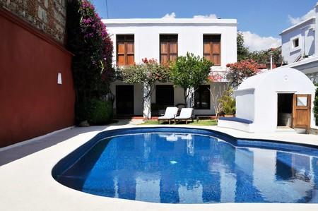 Hotel Casa Oaxaca, en Oaxaca