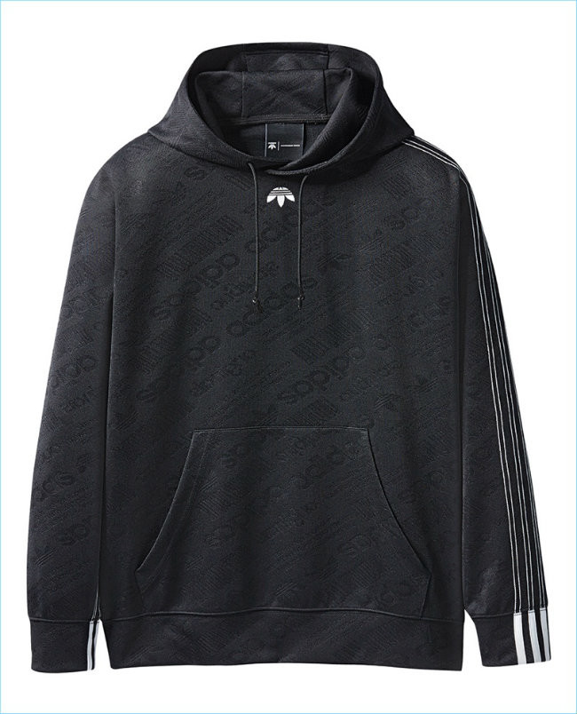 Adidas Alexander Wang Jacquard Hoodie