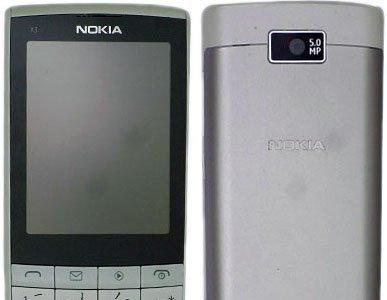 Nokia X3-02, primeras imágenes del terminal táctil
