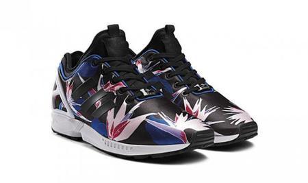 eae055b6f6594 Adidas Lanza Las Zapatillas De Neopreno Zx Flux Nps3