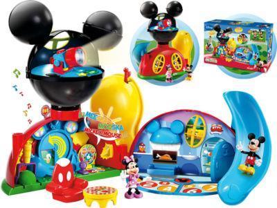 La casa de Mickey Mouse, ¿otra vez?