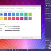 La build 10056 nos da un primer vistazo a los nuevos temas de colores de Windows 10