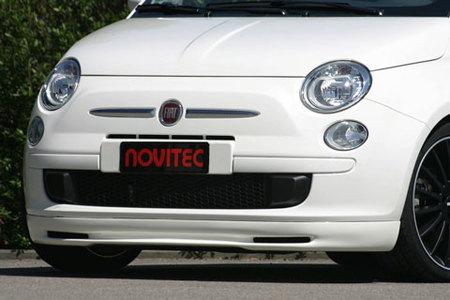 Fiat 500 por Novitec