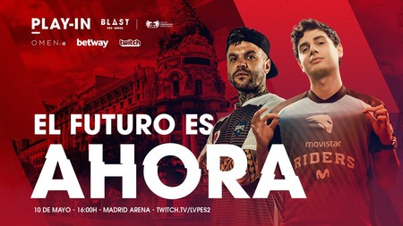 Vodafone Giants será el rival de Movistar Riders en la final del Play-In de la Blast Pro Series Madrid