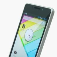 Unusual U45Y, smartphone de doble SIM con pantalla de 4.5 pulgadas