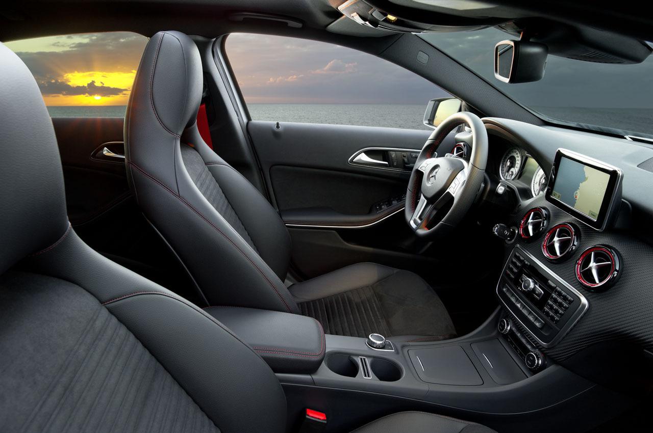 Foto de Mercedes-Benz Clase A 2012 (49/67)