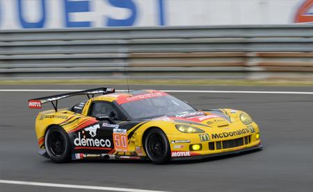 Corvette Larbre 2012 LM