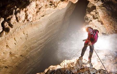 La fotografía en cuevas, un reto físico y técnico solo apto para aventureros