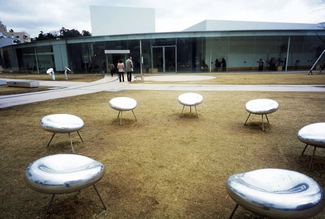 Japon-Kanazawa-Museo-Sanna