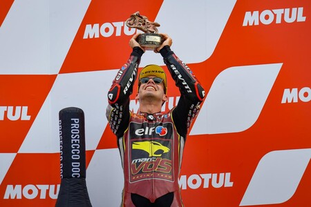 ¿Otro español a MotoGP? Augusto Fernández podría ser el gran tapado de Petronas para sustituir a Valentino Rossi