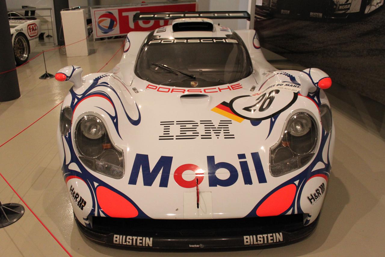 Foto de Museo 24 horas de Le Mans (222/246)
