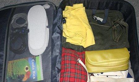 ¡Mucho cuidado con las maletas de mano!