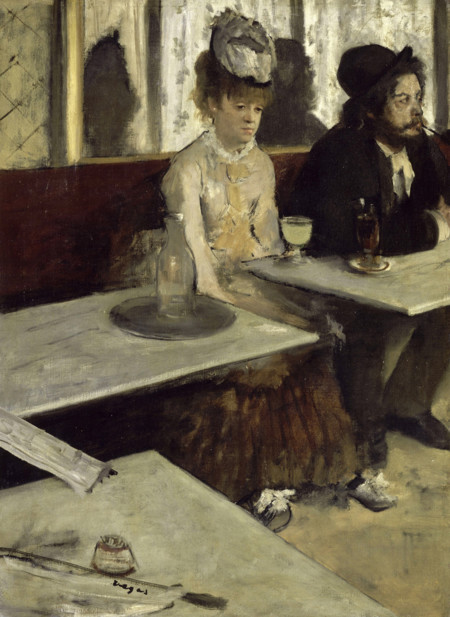 Edgar Degas In A Cafe Google Art Project 2