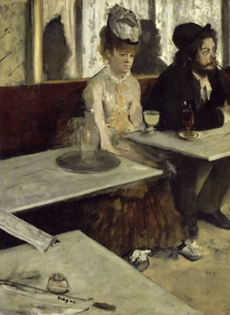 Edgar Degas In A Cafe Google Art Project 2